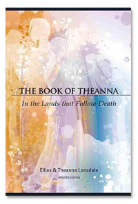 Book of Theanna book cover